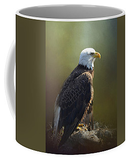 Eagles Rest Ministries Coffee Mug by Carla Parris