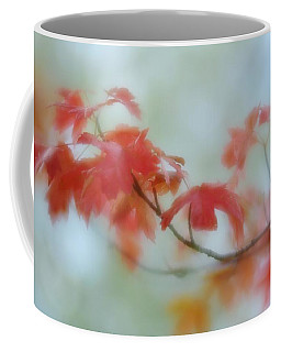 Coffee Mug featuring the photograph Early Autumn by Diane Alexander