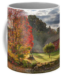Early Autumn Morning Coffee Mug