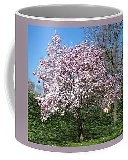 Early Blooms Coffee Mug