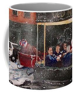 Early Christmas Morning Coffee Coffee Mug