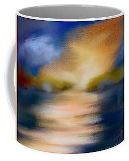 Early Evening Sun Coffee Mug
