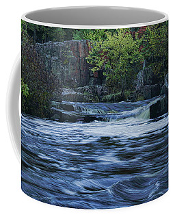 Early Fall At Eau Claire Dells Park Coffee Mug