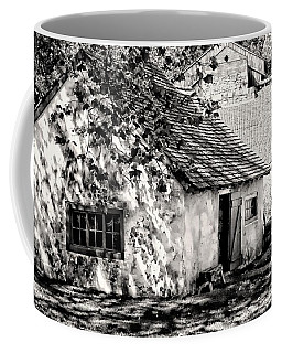 Early Farm Cottage Coffee Mug by Marcia Lee Jones
