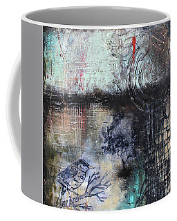 Early Flight Coffee Mug by Patricia Lintner
