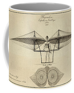 Early Flight Coffee Mug