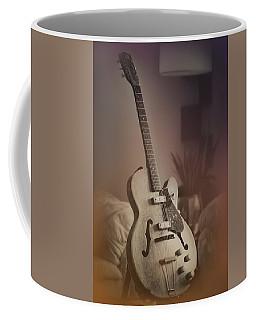 Early Harmony Rocket H54 Refinished Coffee Mug