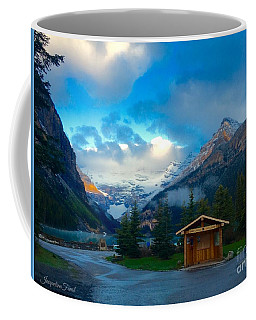 Early Moody Morning Coffee Mug