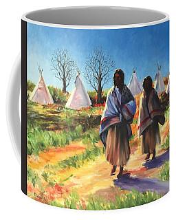 Early Morning 2 Coffee Mug