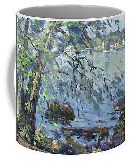 Early Morning At Fisherman's Park Coffee Mug