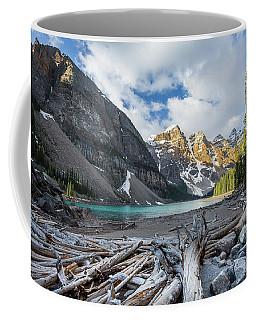 Early Morning At Moraine Lake Coffee Mug