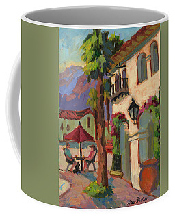 Early Morning Coffee At Old Town La Quinta Coffee Mug