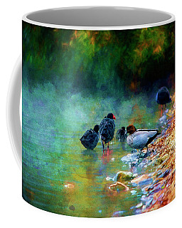 Early Morning Dip Coffee Mug