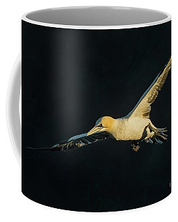 Early Morning Flight Coffee Mug by CR Courson