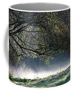 Early Morning Fog Coffee Mug