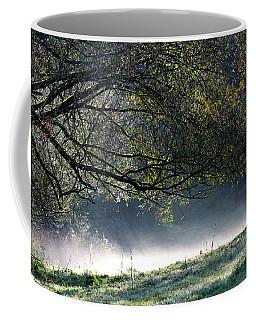 Early Morning Fog Coffee Mug