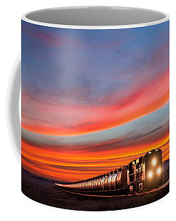 Early Morning Haul Coffee Mug