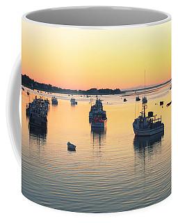 Early Morning In Chatham Harbor Coffee Mug
