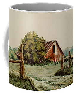 Early Morning In East Texas Coffee Mug