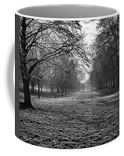 Early Morning In Hyde Park 16x20 Coffee Mug