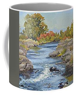 Early Morning In Idaho Coffee Mug