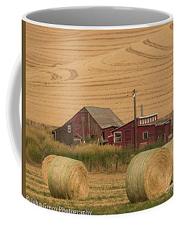 Early Morning In The Palouse Coffee Mug