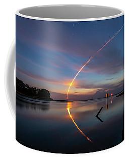Early Morning Launch Coffee Mug