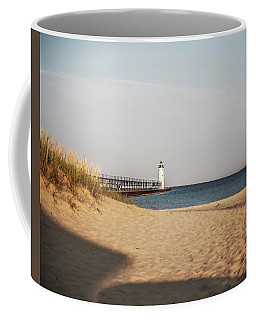 Coffee Mug featuring the photograph Early Morning Light by Sally Sperry