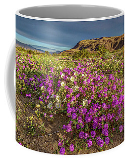 Early Morning Light Super Bloom Coffee Mug