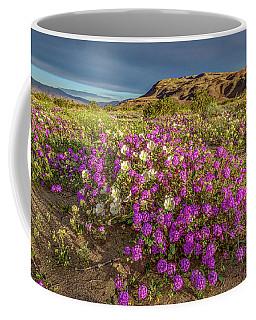 Early Morning Light Super Bloom Coffee Mug