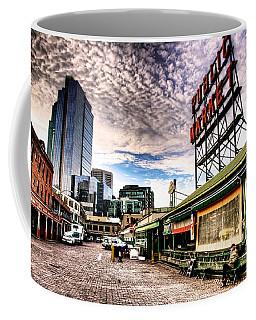 Early Morning Market Coffee Mug