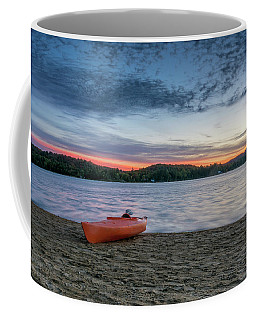 Early Morning On Oxtongue Lake Coffee Mug