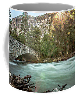 Early Morning On The Merced River Coffee Mug