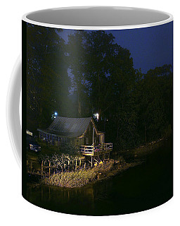 Early Morning On The River Coffee Mug