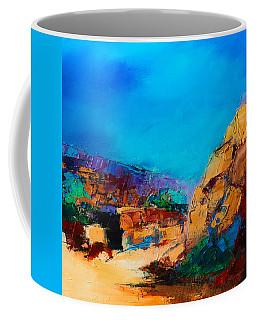 Early Morning Over The Canyon Coffee Mug