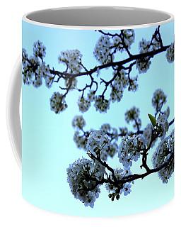 Early Morning Pear Blossom Coffee Mug