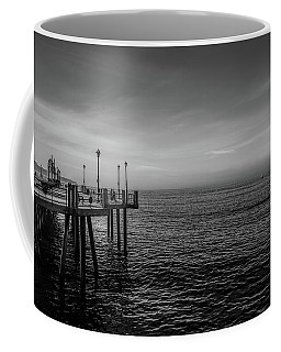 Coffee Mug featuring the photograph Early Morning Redondo By Mike-hope by Michael Hope