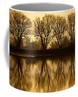 Early Morning Reflections Coffee Mug