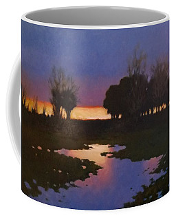Early Morning Rice Fields Coffee Mug