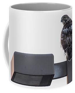 Early Morning Sentinel   Coffee Mug