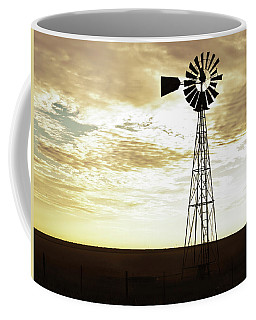 Early Morning Stalwart Coffee Mug