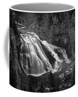 Early Morning Steam Falls Coffee Mug