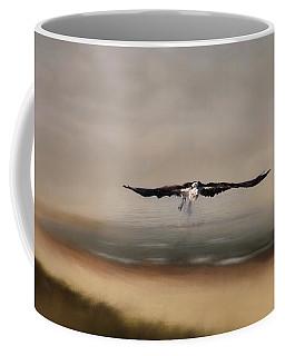 Coffee Mug featuring the photograph Early Morning Takeoff by Kim Hojnacki
