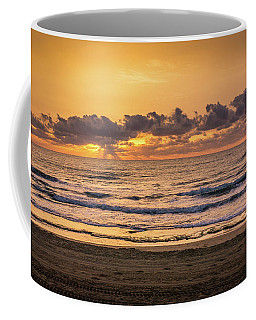 Early Morning Walk Coffee Mug