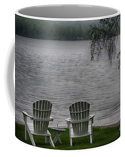Early Mornong Fog Coffee Mug