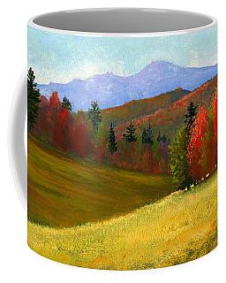 Early October Coffee Mug