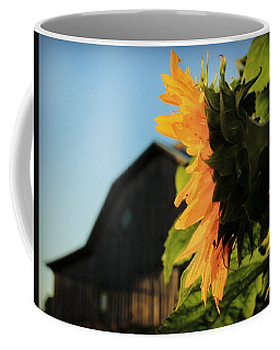 Coffee Mug featuring the photograph Early One Morning by Chris Berry