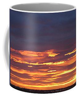 Early Prairie Sunrise Coffee Mug