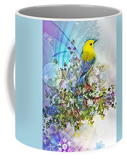 Early Promise Of Spring Coffee Mug