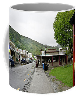 Early Settlers Town. Arrowtown Coffee Mug